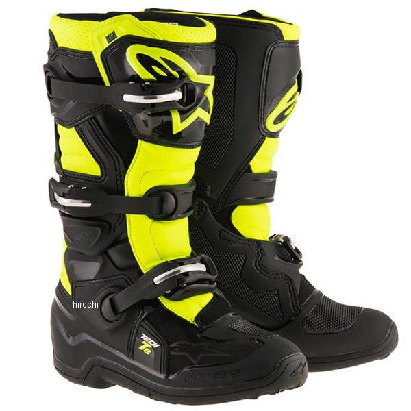アルパインスターズ ブーツ テック7S ユース用 黒/黄 6サイズ 25.0cm 2015017-155-6 HD店