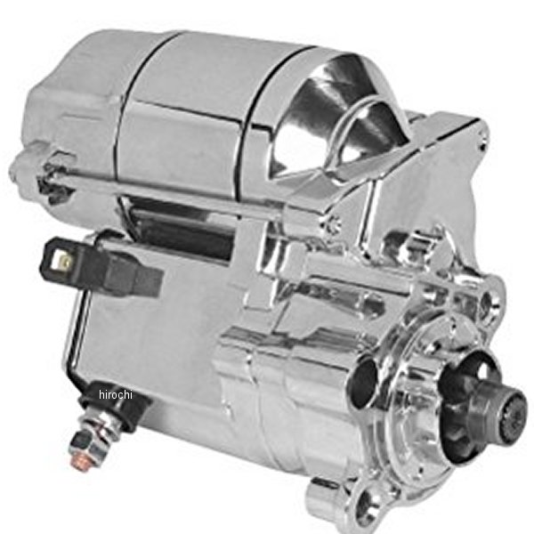 【USA在庫あり】 アローヘッドエレクトリカル Arrowhead Electrical 1.2kW スターターモーター 89年-06年 BigTwin クローム 463009 HD店