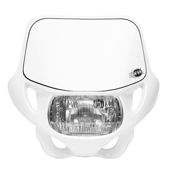 【USA在庫あり】 アチェルビス ACERBIS ヘッドライト DHH CERTIFIED 12V-35W 白 736376 HD店