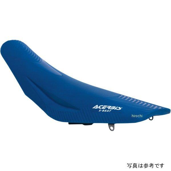 【USA在庫あり】 アチェルビス ACERBIS シート X-SEAT 10年-13年 YZ450F 青 737434 HD店