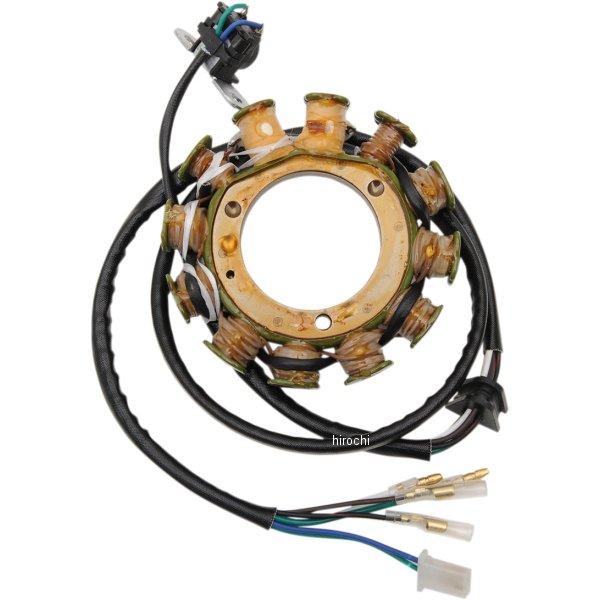 【USA在庫あり】 Rick's Motorsport Electrics オルタネーター ステーター 00年-07年 XR650R 2112-1247 HD店