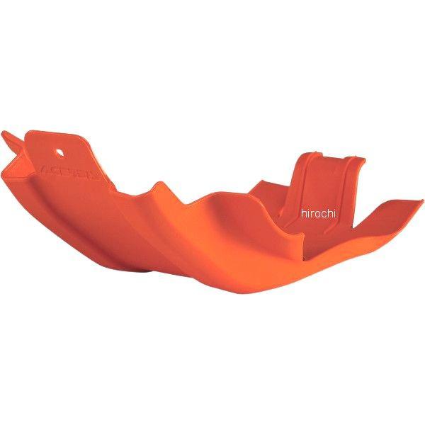 【USA在庫あり】 アチェルビス ACERBIS スキッドプレート 13年-15年 KTM 250 SX-F オレンジ 737759 HD店