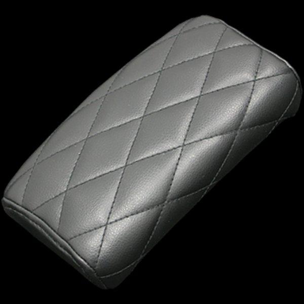 【メーカー在庫あり】 ネオファクトリー 42mm ダイアモンドピリオンシート ブラック 011085 HD店