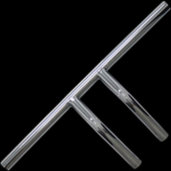 【メーカー在庫あり】 ネオファクトリー ストレートライザーバー 8inプルバック クローム 011694 HD店