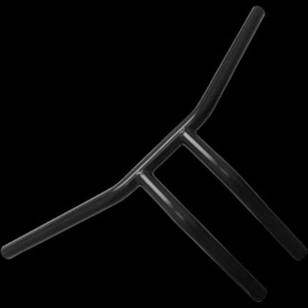 【メーカー在庫あり】 ネオファクトリー ヘコミ無し ドラッグライザーバー 10inプルバック ブラック 011724 HD店