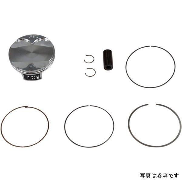 【USA在庫あり】 バーテックス Vertex 鋳造ピストンキット 18年 YZ450F 96.97mm 0910-5193 HD店