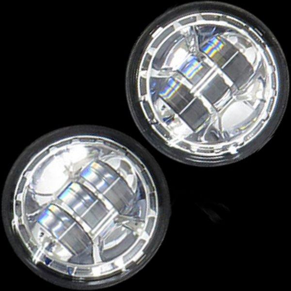 【メーカー在庫あり】 ネオファクトリー 4-1/2インチ LEDスポットランプ 016216 HD店