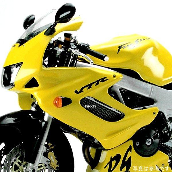 コワース COERCE RSアッパーカウル レース VTR1000F FRP 黒ゲル 0-42-CBFB1104 HD店