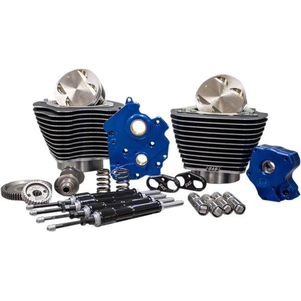 【USA在庫あり】 S&Sサイクル S&S Cycle POWER PK OC GD FIN-HL M8 0904-0042 HD店