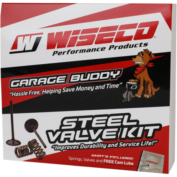 【USA在庫あり】 ワイセコ Wiseco VALVE KT GB 350SX-F 12-16 0926-3085 HD店