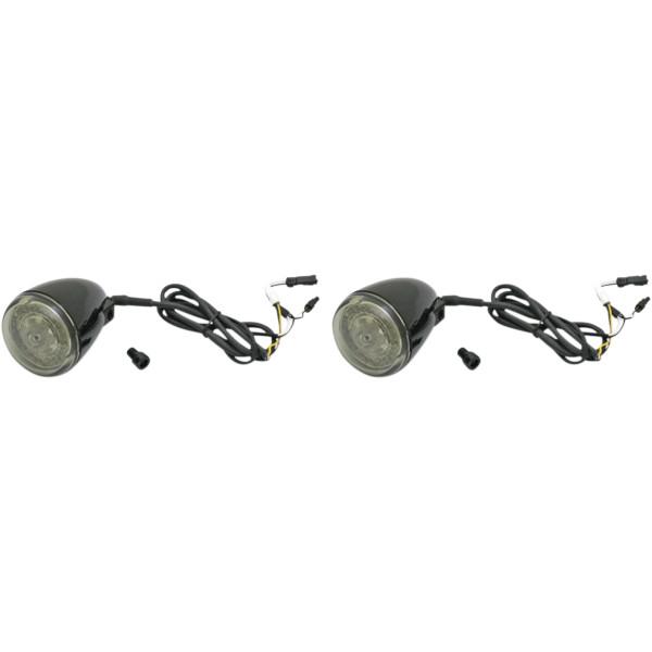 【USA在庫あり】 カスタム ダイナミクス Custom Dynamics SIGNAL PB IND RINGS GBLK 2020-1741 HD店