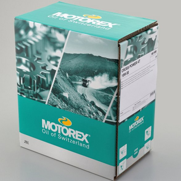 モトレックス MOTOREX クロスパワー 10W60 20L 95167 HD店