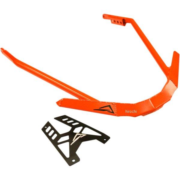 【USA在庫あり】 スキンズプロテクティブ Skinz Protective フロントバンパー 19年以降 ポラリス Pro RMK オレンジ 0530-1466 HD店