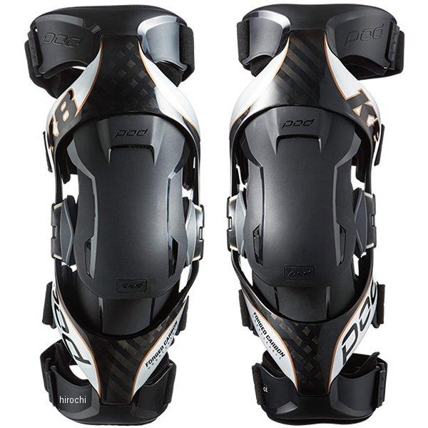 【メーカー在庫あり】 PODMX ニーブレース K8 2.0 左右セット Lサイズ K8013-169-LG HD店