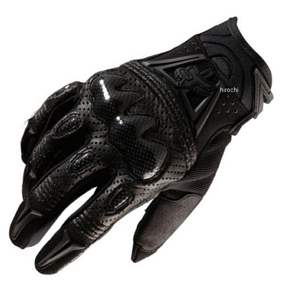 【メーカー在庫あり】 フォックス FOX グローブ ボンバー 黒/黒 XLサイズ 03009-021-018 HD店