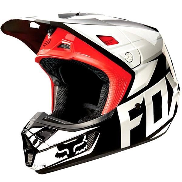 【メーカー在庫あり】 フォックス FOX オフロードヘルメット V2 レース 黒 Mサイズ (57cm-58cm) 11080-001-M HD店
