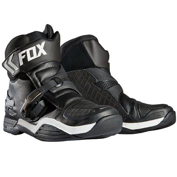 【メーカー在庫あり】 フォックス FOX ブーツ ボンバー 黒 9サイズ 26.5cm 12341-001-9 HD店