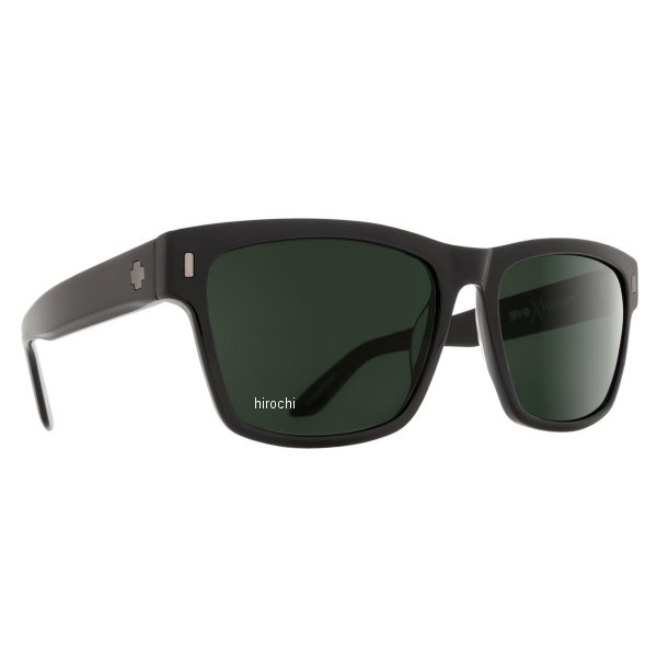 スパイ SPY サングラス HAIGHT 黒 ポーラー メンズ 673026038864 HD店