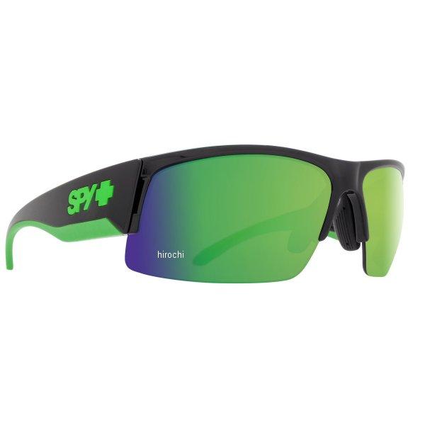 スパイ SPY サングラス FLYER 緑/グリーンスペクトル 673344233225 HD店