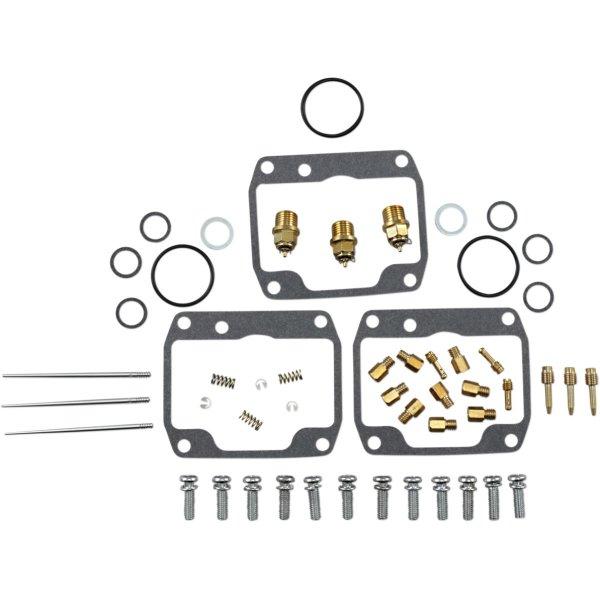 【USA在庫あり】 パーツアンリミテッド PARTS UNLIMITED キャブレターリビルドキット 95年-98年 アークティックキャット ZRT800 1003-1611 HD店