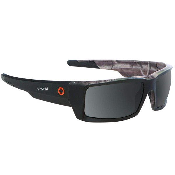 スパイ SPY サングラス GENERAL DECOY ANSI RX ポーラー/ブラックミラー 673118250832 HD店