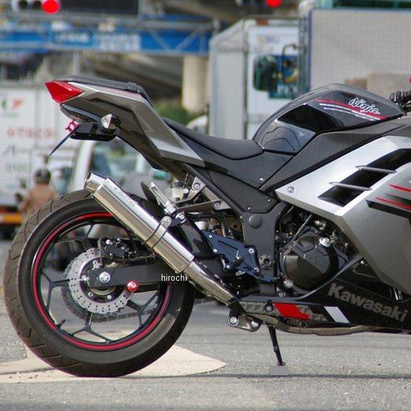 サンセイレーシング SANSEI RACING フルエキゾースト ジニック ZNIC Ninja250、Z250 ステンレス/ステンレス 0-22-ZFS4215J