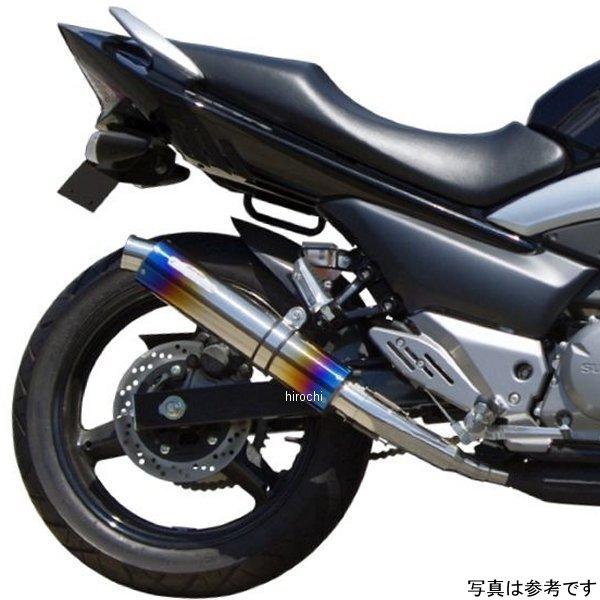 サンセイレーシング SANSEI RACING スリップオンマフラー ジニック ZNIC 右側1本出し GSR250 黒ステンレス 0-22-ZSB3210J HD店