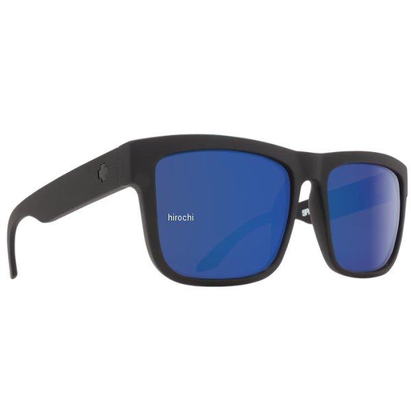 スパイ SPY サングラス DISCORD マットブラック ポーラー/ブルースペクトル 673119374280 HD店