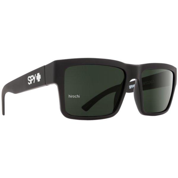 スパイ SPY サングラス MONTANA ソフトマットブラック 673407973863 HD店