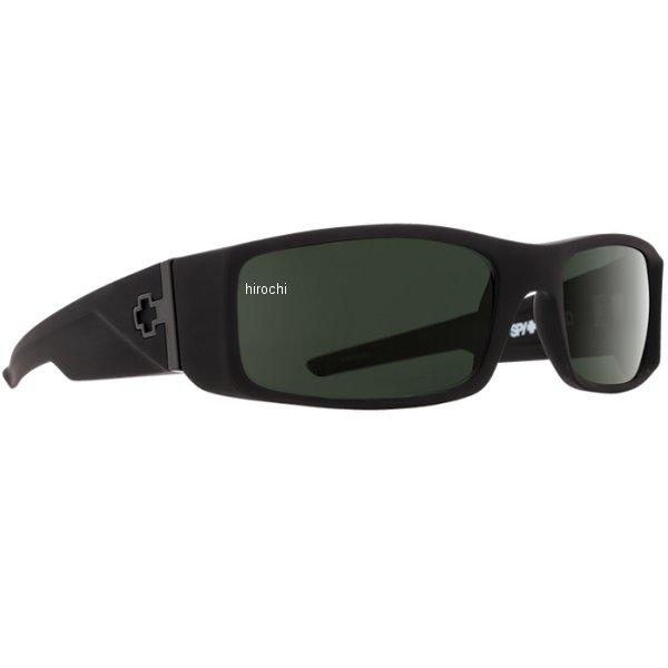 スパイ SPY サングラス HIELO ソフトマットブラック ポーラー メンズ 670375973864 HD店