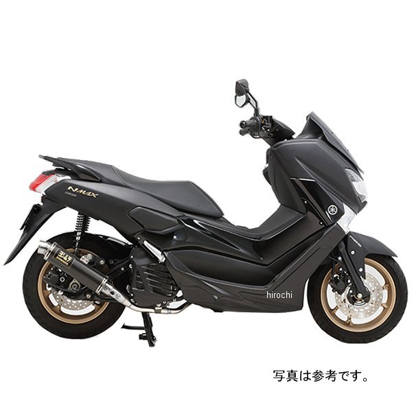 ヨシムラ 機械曲 GP-MAGNUM サイクロン EXPORT SPEC フルエキゾースト 18年以降 N-MAX155 政府認証(SS) 110A-368-5U50 HD店