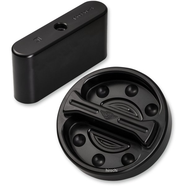 【USA在庫あり】 ジョーカーマシン JOKER MACHINE CAP FUEL PAK MOUNT BLK 1512-0214 HD店