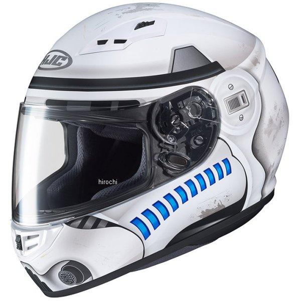 エイチジェイシー HJC フルフェイスヘルメット STARWARS CS-15 ストームトルーパー STORMTROOPER Sサイズ(55-56cm) HJH149WH01S HD店