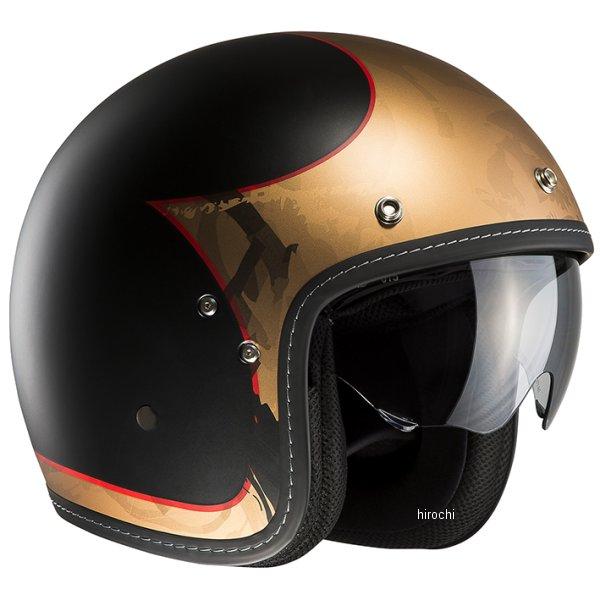 【メーカー在庫あり】 エイチジェイシー HJC ジェットヘルメット FG-70S ルコ LUKO Lサイズ(59-60cm) HJH152RE01L HD店