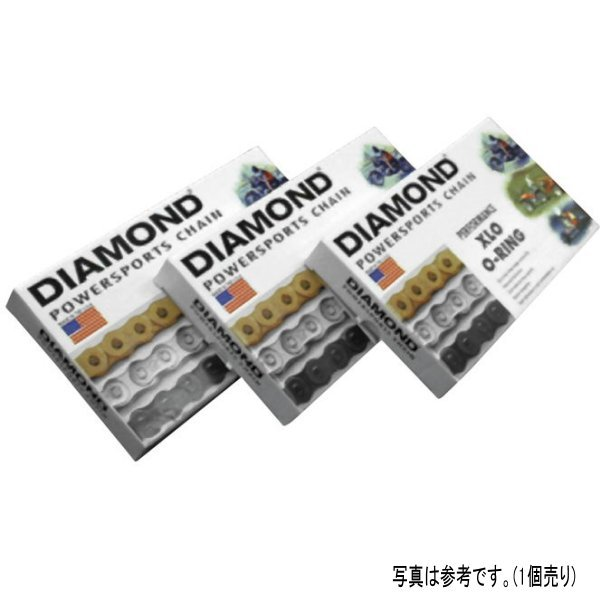 【USA在庫あり】 ダイヤモンドチェーン DIAMOND チェーン 530XDL 102リンク 120201 HD店