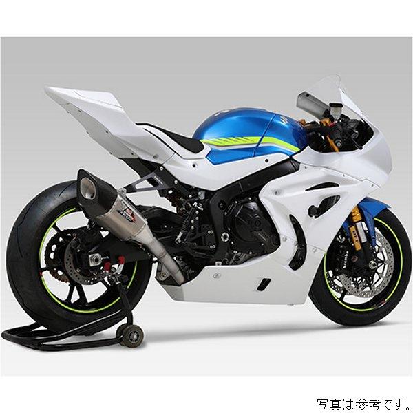 ヨシムラ フルエキゾースト レーシング チタン サイクロン R-11Sq 17年-18年 GSX-R1000 メタルマジックカバー 150-50A-A12G0 HD店
