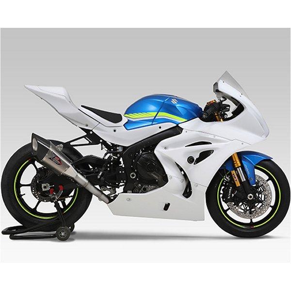 ヨシムラ フルエキゾースト レーシング サイクロン R-11Sq 17年-18年 GSX-R1000 ステンレスカバー 150-50A-C15G0 HD店