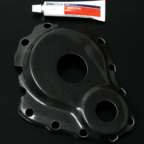 ヨシムラ SECONDARY CLUTCH COVER 281-571-1200 HD店