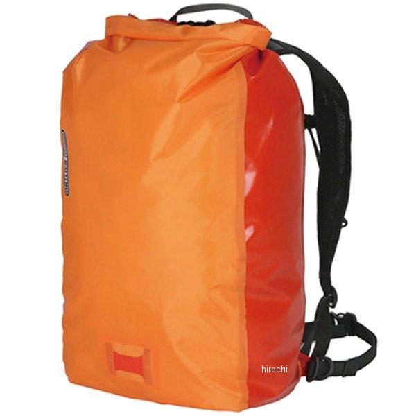 オルトリーブ ORTLIEB ライトパック25 オレンジ/シグナルレッド 25L OR-R6003 HD店
