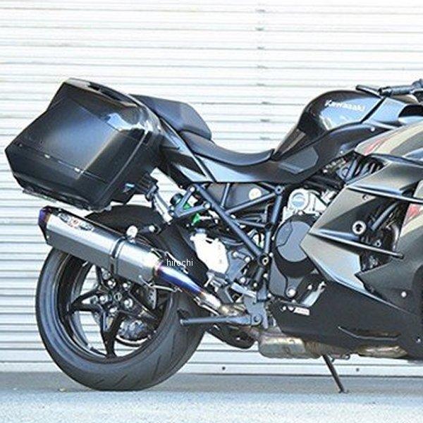 ビート BEET スリップオンマフラー ナサートエボ2 18年-19年 Ninja H2 SX チタン 0222-KE6-50 HD店