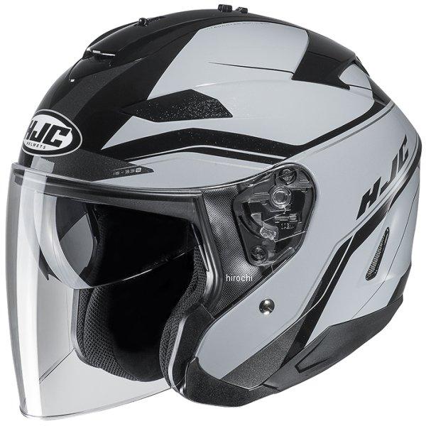 【メーカー在庫あり】 エイチジェイシー HJC ジェットヘルメット IS-33 II コルバ グレー Mサイズ(57-58cm) HJH159GY01M HD店