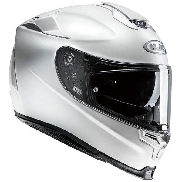 【メーカー在庫あり】 エイチジェイシー HJC フルフェイスヘルメット RPHA70 ソリッド セミフラットホワイト Mサイズ(57-58cm) HJH135WH01M HD店