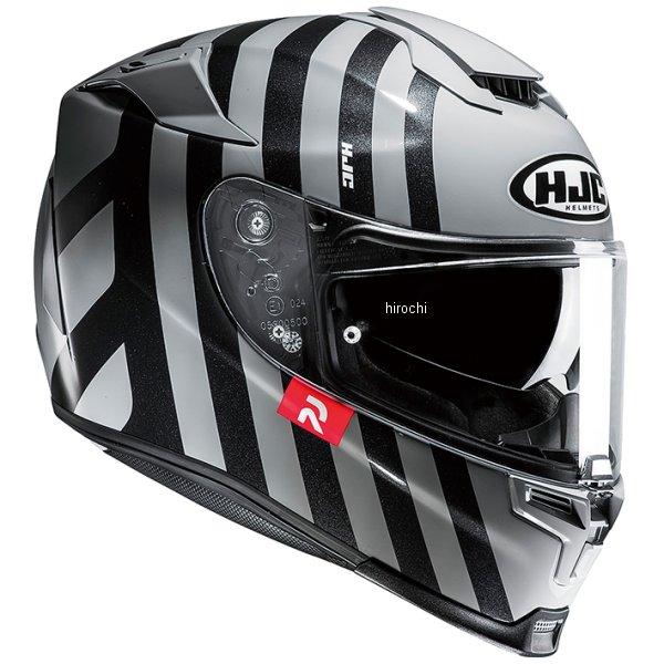 【メーカー在庫あり】 エイチジェイシー HJC フルフェイスヘルメット RPHA70 フォービック FORVIC XLサイズ(61-62cm未満) HJH137GY01XL HD店