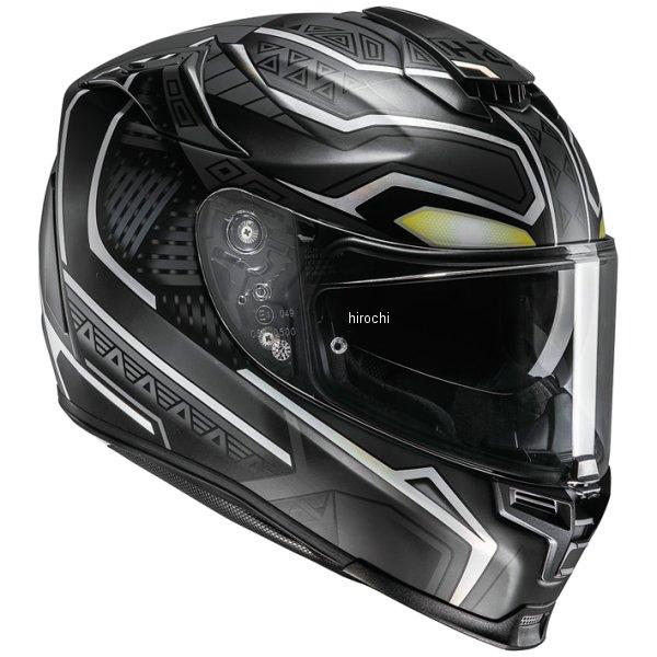 エイチジェイシー HJC フルフェイスヘルメット MARVEL RPHA70 ブラックパンサー BLACK PANTHER Lサイズ(59-60cm) HJH140BK01L HD店