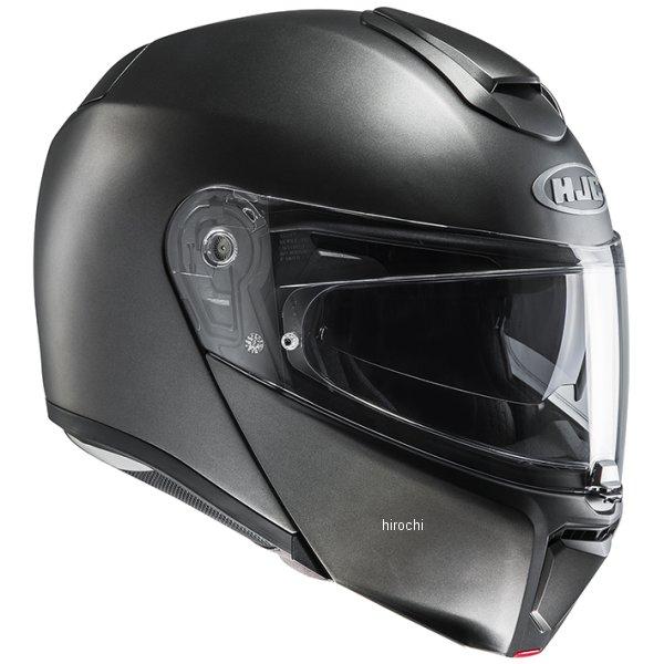【メーカー在庫あり】 エイチジェイシー HJC システムヘルメット RPHA90 ソリッド セミフラットチタン XLサイズ(61-62cm未満) HJH156GY01XL HD店