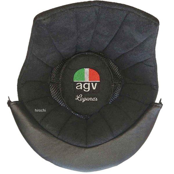 【メーカー在庫あり】 エージーブイ AGV トップパッド JIS アジア フィット プレミアム 黒 XLサイズ KIT0012600101 HD店