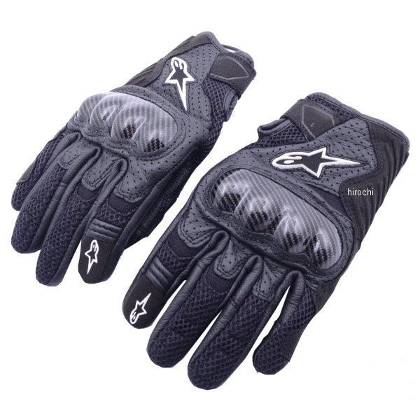【メーカー在庫あり】 アルパインスターズ Alpinestars 2020年春夏モデル グローブ SMX-1 AIR V2 黒 Lサイズ 8033637055749 HD店