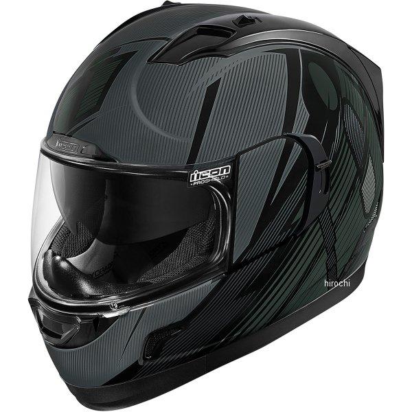 【USA在庫あり】 アイコン ICON フルフェイスヘルメット Alliance GT Primary 黒 XSサイズ 0101-8979 HD店