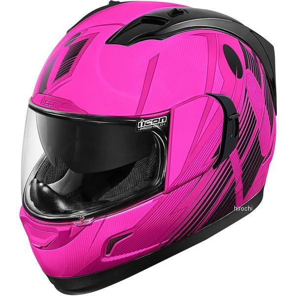 【USA在庫あり】 アイコン ICON フルフェイスヘルメット Alliance GT Primary ピンク Sサイズ 0101-9015 HD店