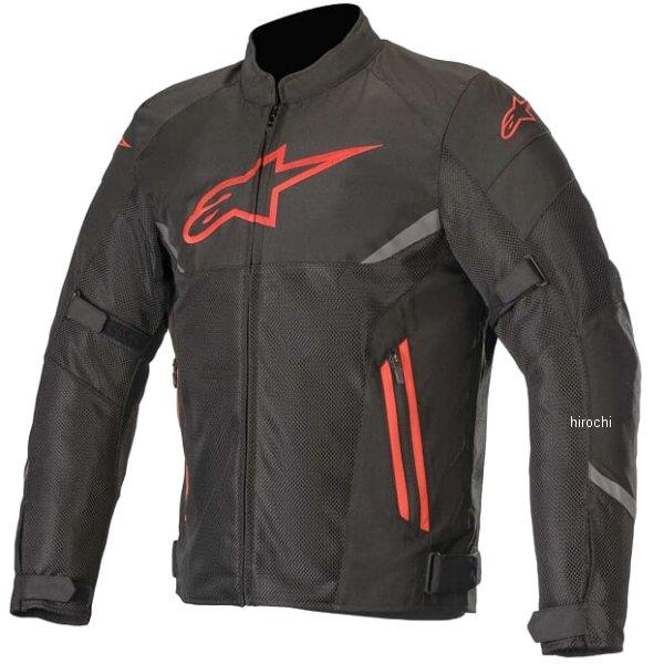 アルパインスターズ 2019年春夏モデル ジャケット AXEL AIR 13 黒/赤 2XLサイズ 8059175010231 HD店